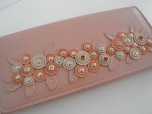 李家幽竹オリジナル財布